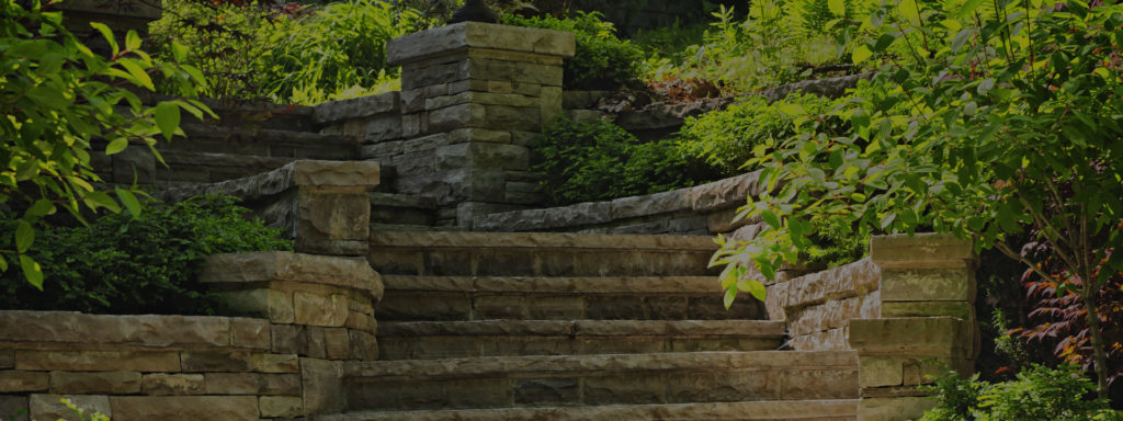 Corliss landscaping stone walk pro turf landscaping for Landscaping rocks you can walk on
